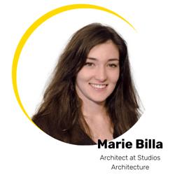 Marie Billa Architecte à lagence Studios Architecture-1
