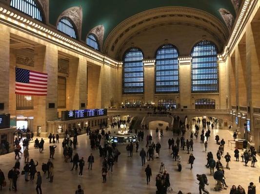 Gare de New York