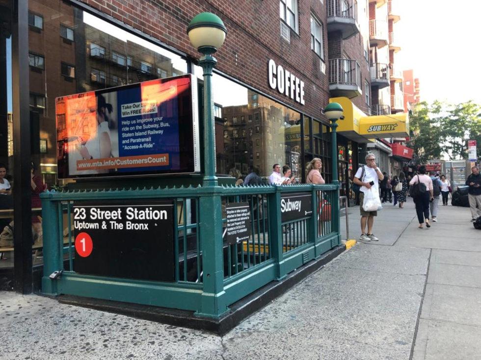 New York : le métro choisi Evelity pour une expérimentation !