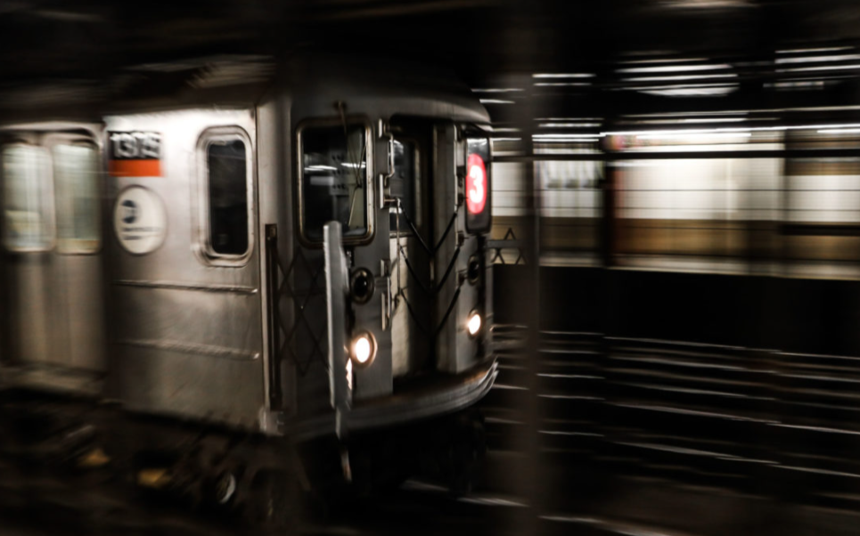 A first international victory for Evelity: New York City subway!