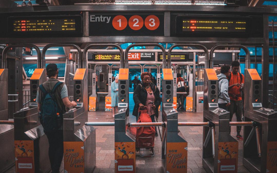 Pourquoi Evelity pour améliorer la mobilité inclusive du métro de New York ?